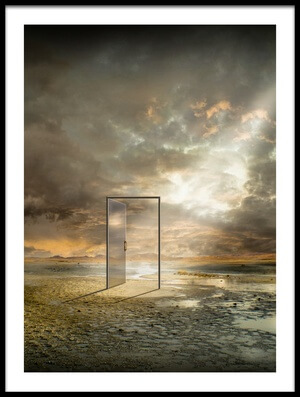 Buy this art print titled | Behind the Reality | by the artist Franziskus Pfleghart