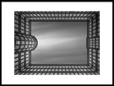 Buy this art print titled  QuotLook Up  Sprinkenhofquot by the artist Oscar Lopez