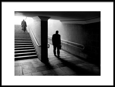Buy this art print titled  Underground by the artist Vlad Sidorak