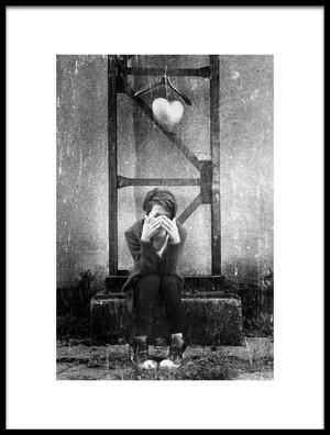 Buy this art print titled 1st Love by the artist Bez Dan