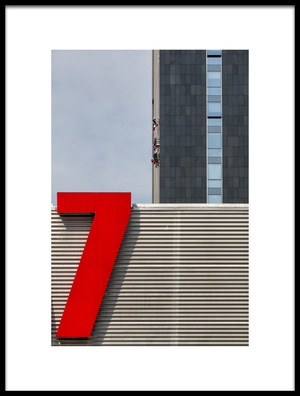Buy this art print titled 7up7down by the artist Jurij Bizjak