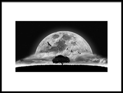Buy this art print titled A Dream by the artist NASSER OSMAN