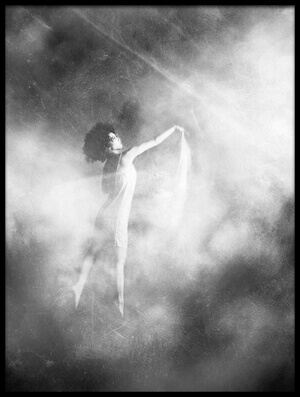 Buy this art print titled A Dream Dancing by the artist jay satriani