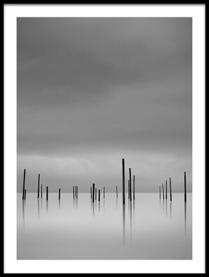 Buy this art print titled A Forest of Pillars by the artist George Digalakis