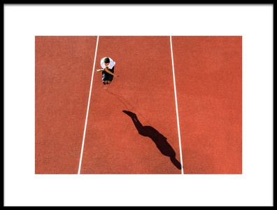 Buy this art print titled A Healthy Shade In a Healthy Body by the artist Dragan Lapcevic