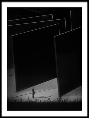 Buy this art print titled A Maze by the artist Martin Cekada