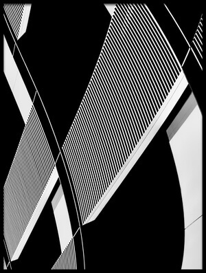 Art print titled A Million Fragments by the artist Paulo Abrantes