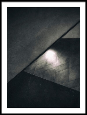 Buy this art print titled A Single Light by the artist Anders Samuelsson