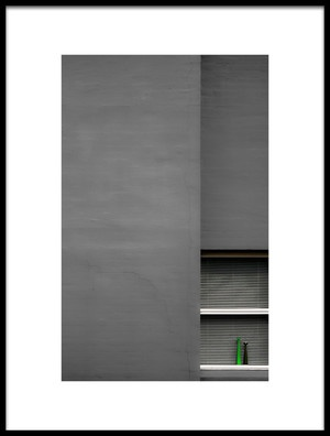 Buy this art print titled A Small Green by the artist Arne Margenfeld