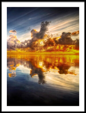 Buy this art print titled A Time for Reflection II by the artist Mark Yugawa
