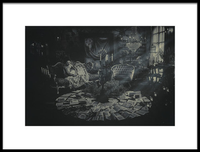 Art print titled A View of One Room by the artist Naoya Nakagawa