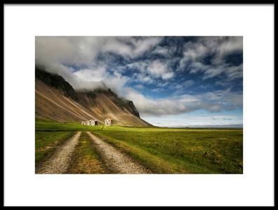 Buy this art print titled Abandoned Beauty by the artist Þorsteinn H. Ingibergsson