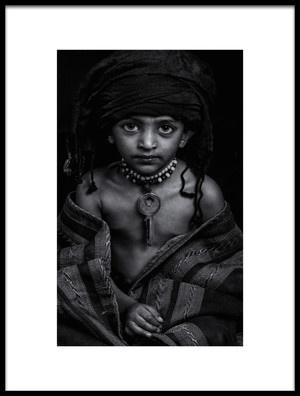 Art print titled Abood by the artist ahmadalsubhi