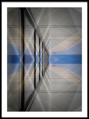 Buy this art print titled Abstract by the artist Henk van Maastricht
