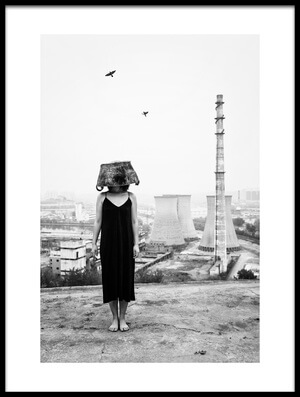 Buy this art print titled After Air Pollution by the artist Zhou Chengzhou