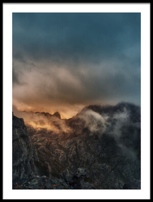 Buy this art print titled After the Storm  by the artist Carlos Gonzalez