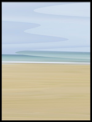 Art print titled Al Mare by the artist Francesca Ferrari