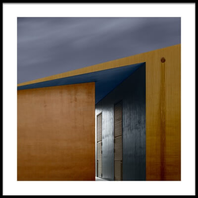 Buy this art print titled Alley by the artist Harry Verschelden