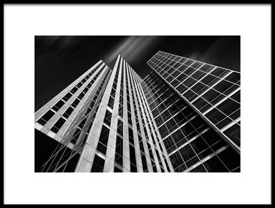 Art print titled Almere WTC Martinez 1 by the artist Eric Mattheyses