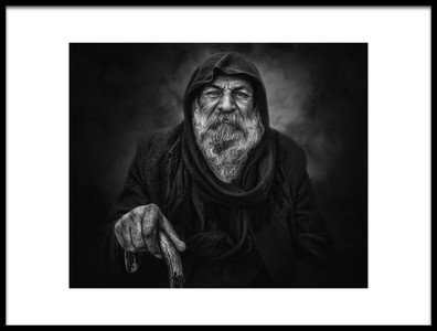 Buy this art print titled Alone by the artist Husain ALSaeed