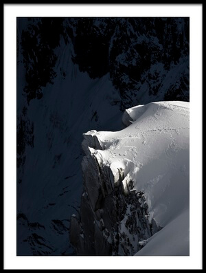 Buy this art print titled Alps by the artist Tristan Shu