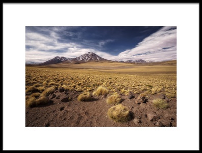 Art print titled Altiplano by the artist Adhemar Duro