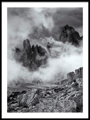 Buy this art print titled Among the Clouds by the artist mihai ian nedelcu
