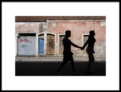 Art print titled Amores by the artist Vasco Trancoso