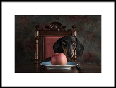 Buy this art print titled An Apple a Day Keeps the Doctor Away by the artist Heike Willers