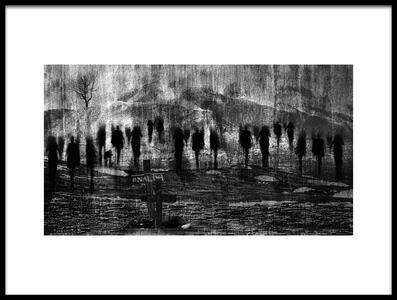 Art print titled Analog by the artist Reibl Klaus