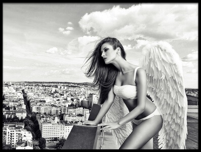 Buy this art print titled Angel by the artist Stefan Amer
