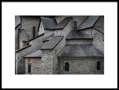 Art print titled Angles and Twists by the artist Benny Pettersson