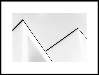 Buy this art print titled Angular by the artist Fabienne Van Brabant