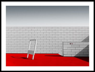 Buy this art print titled Another Detail from Lego House by the artist Inge Schuster