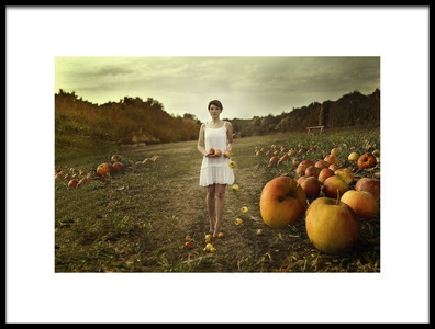 Art print titled Apples by the artist Mike Darzi