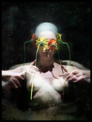 Buy this art print titled Aquarium by the artist Yaroslav Vasiliev-Apostol