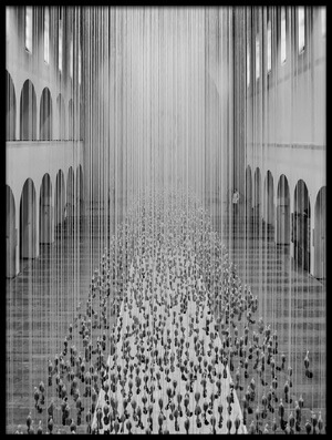 Buy this art print titled Art Church by the artist Martin Sander