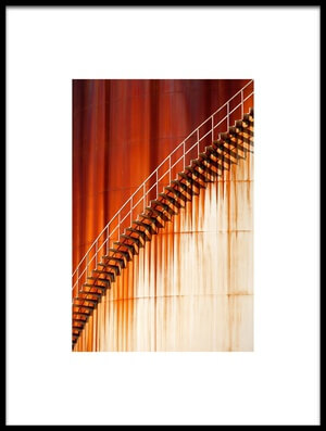 Buy this art print titled Art Stairways  by the artist Marco Zeeman