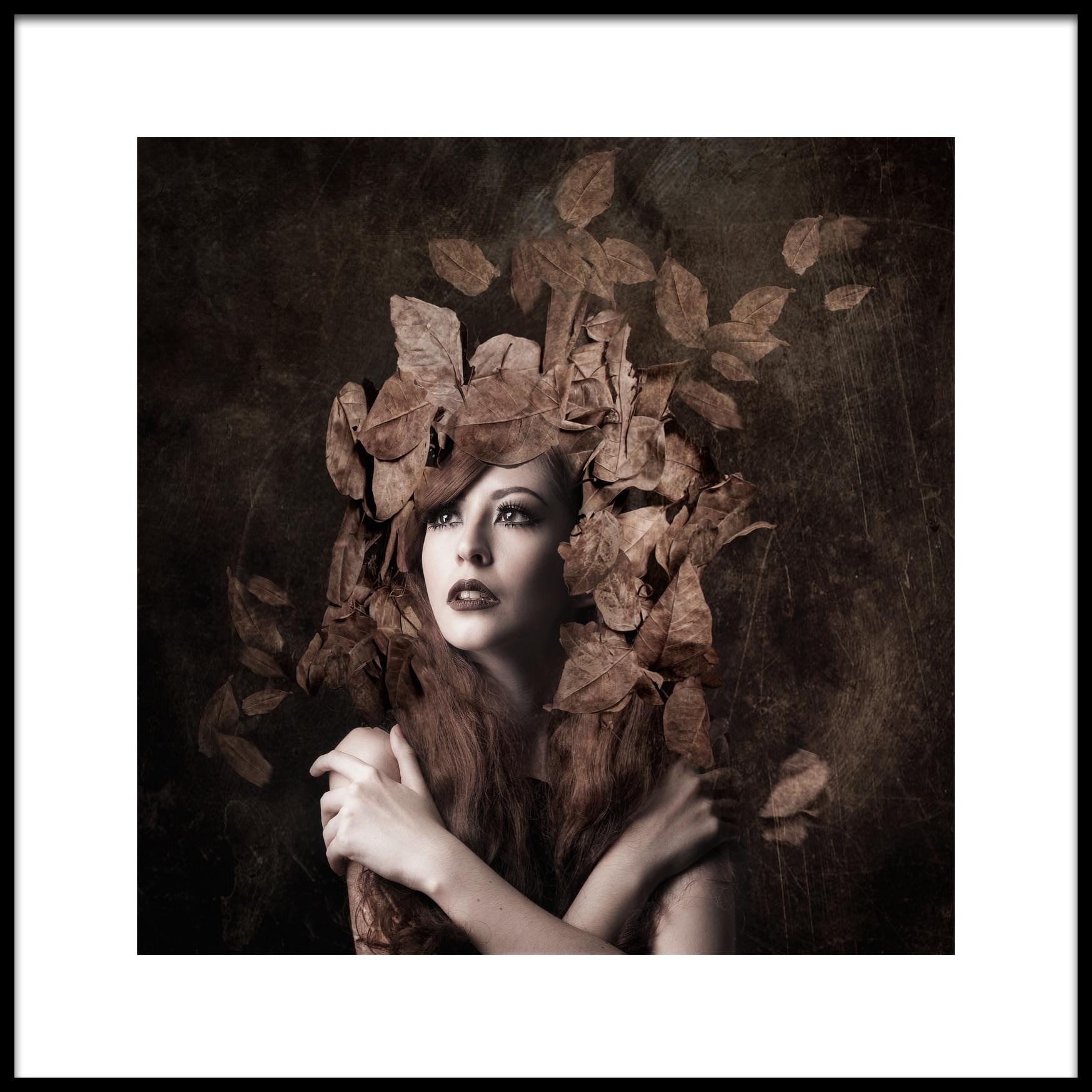 Art Print, Artemis, Daughter of Zeus, 20x20