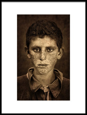 Buy this art print titled Assem by the artist Mohammed Abd El Kader