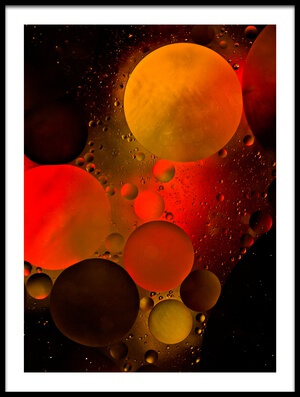 Art print titled Astronomical by the artist Heather Bonadio
