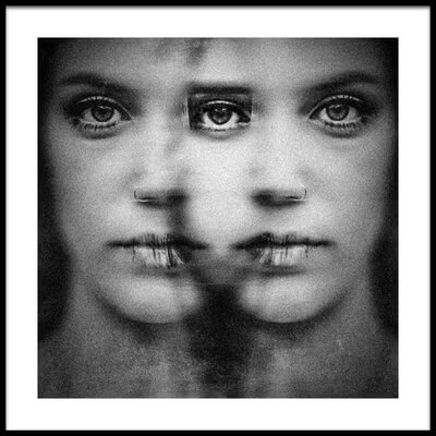 Buy this art print titled 'The Eyes Are the Window to the Soul' by the artist Byka Artography