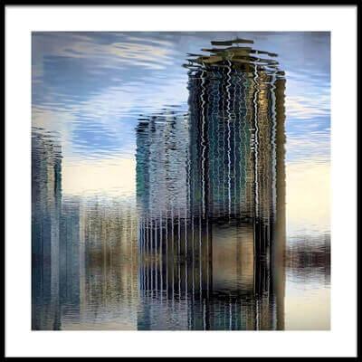 Buy this art print titled Atlantis by the artist Anna Cseresnjes