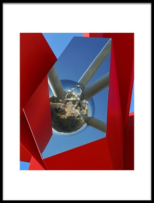 Buy this art print titled Atomic Art by the artist Lus Joosten
