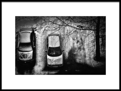 Buy this art print titled Automobile Dreams by the artist Vladimir Konkin