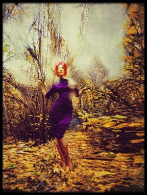 Buy this art print titled Autumn by the artist Inga Ivanova