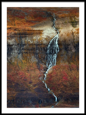 Buy this art print titled Autumn by the artist swapnil.