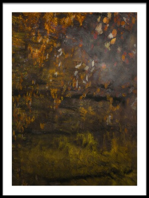 Buy this art print titled Autumn Impression by the artist Nel Talen
