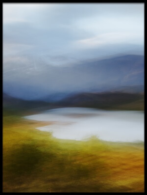 Buy this art print titled Autumn In Jotunheimen Norway by the artist Gustav Davidsson