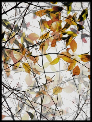 Buy this art print titled Autumn Song by the artist Gilbert Claes